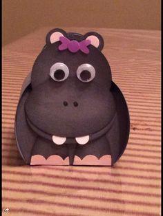 """I want a hippopotamus for Christmas""  - Curvy Keepsake Box 2014"