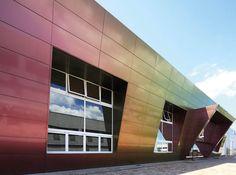 Metal panel for facade cladding - L'ELITE DELL'ARREDAMENTO - ALUCOBOND