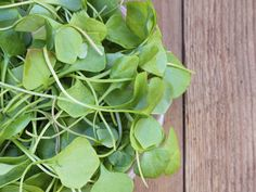Watercress may lower inflammation linked to chronic diseases like arthritis.  A single cup of watercress will bump you over your recommended daily value of vitamin K, which can help regulate blood clotting and reduce plaque on artery walls.