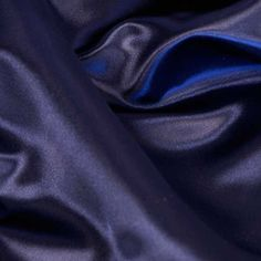 Bridal Satin is a medium-weight fabric with a silk-like luster on one side and a matte, crepe-like finish on the other. The weight of this luxurious feeling fabric makes it perfect for draping skirts,