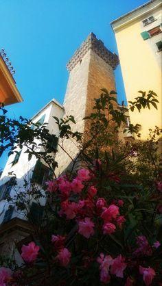 Torre degli Embriaci, #Genova Tour Guide, Grande, Zen, Coast, Mansions, House Styles, Places, Travel, Beautiful