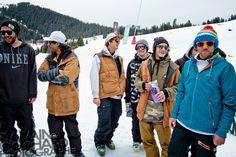 #snowpark #smoothpark #event #happyridesession #All4ride #snow #sun #sylvaincohardphotographe #O'neill #VonZipper #Chatel