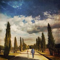 Travelling is walk in the world and in its suggestions Il Borro #Italy #Tuscany
