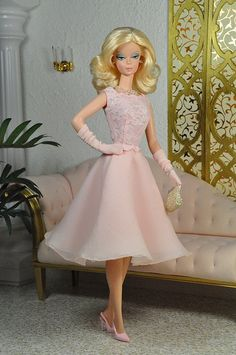 93-3. . Betty Draper Valentine's Day pink dress by Natalia Sheppard, via Flickr