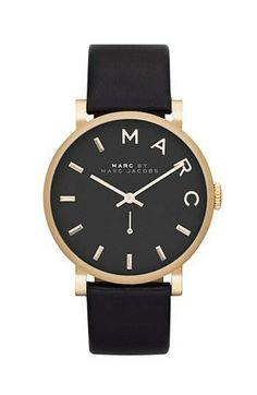 Beautiful simplicity - Marc Jacobs watch