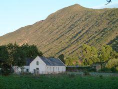 South Africa; near Klein Karoo