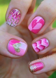 Pink! Wish I could do this!!