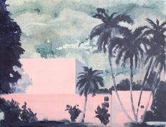 L.A. in Pink and Blue, Sophie Morro