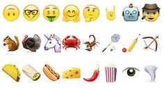 Android vai receber uma nova coleção de Emojis  ‹ Blog da Lu