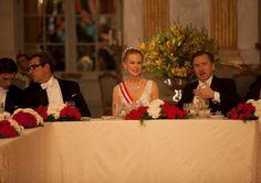 Nicole Kidman como Grace de Mónaco y Tim Roth como el príncipe Rainiero
