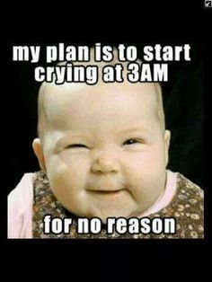 funny babies with captions - Google Search
