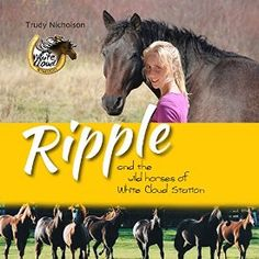 Another must-listen from my #AudibleApp: Ripple and the Wild Horses of White Cloud Station