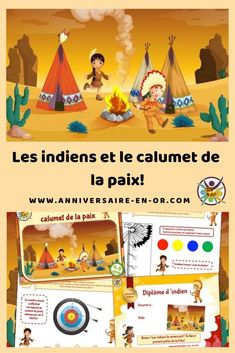 NEW VERSION Indians-themed treasure hunt gaming kit for kids! Animate easily a great & unforgettable birthday party! Treasure Hunt For Kids, Treasure Hunt Games, A Birthday Party, Birthday Party Games, Kits For Kids, 4 Kids, Printable Games For Kids, Peace Pipe, Game Themes