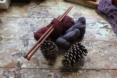 Harvest Wool by Timber and Twine 100% merino