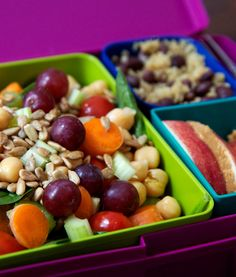 How to pack your lunch to lose weight.