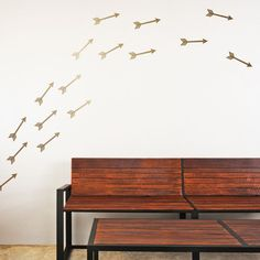 Wall Decal Mini-Pack - Flying Arrows