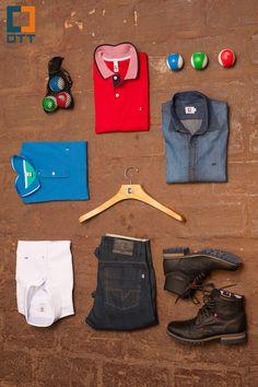 OTT Moda Jovem / Casual Jeans / Polo / Boots /Camisa  Muito estilo para o seu guarda roupa. http://www.bredaalfaiataria.com.br