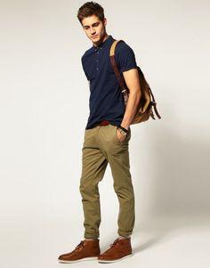 Macho Moda - Blog de Moda Masculina: 8 Looks Atuais com Camisa Polo Masculina Mais