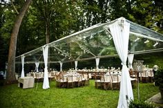 Wedding Ceremony Ideas Tent Ideas For 2019 Marquee Wedding, Tent Wedding, Wedding Ceremony, Dream Wedding, Wedding Backyard, Garden Wedding, Wedding Dress, Clear Marquee, Garden Marquee
