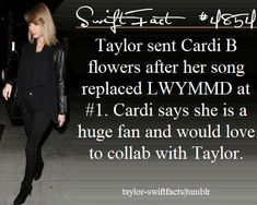 """Winner of fullofswift's 2013 """"BEST TAYLOR SWIFT BLOG"""" and anonnawards' 2014 """"FAVORITE TAYLOR BLOG"""";... Taylor Swift Blog, Taylor Swift Facts, Taylor Swift Concert, Taylor Swift Pictures, Taylor Alison Swift, She Song, Cardi B, Fun Facts, The Incredibles"""