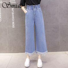 d034b0ccec1 2018 Summer Pants Women Casual Loose Ankle Length Pants Women s Clothing  Plus Size Summer Wide Leg