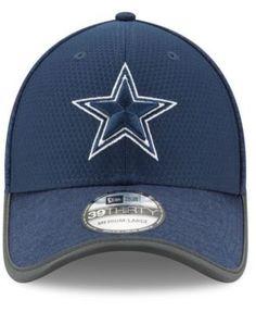 94382ef0e New Era Boys  Dallas Cowboys Training 39THIRTY Cap - Blue Toddler Sports  Fan Shop