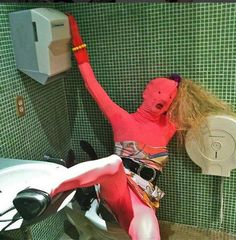 'Yolanda'. Raúl de los Santos, 'Yolandeando con Yolanda'. México / transformismo, arte Of Montreal, New Romantics, Club Kids, Iconic Photos, Weird Fashion, Monster Party, Pictures Of People, Aesthetic Fashion, Art Blog