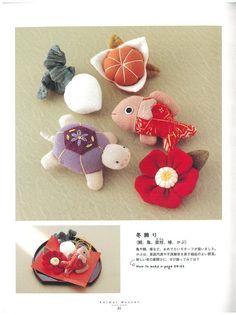 Japanese book and handicrafts - Animal Mascot Japanese Books, Felt Patterns, Diy Toys, Fabric Dolls, Softies, Handicraft, Free Pattern, Coin Purse, Crochet Hats