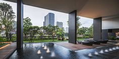 Landscape architecture of Hasu Haus by Shma Design – World Landscape Architecture