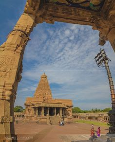 The Brahadeeshwara Temple Tanjore Big Temple Exclusive in our Photography Journey When we told a friend that we were attempting a photo-essay of the Peruv Chola Temples, Ancient Names, Sanctum Sanctorum, India Architecture, Photo Essay, Incredible India, World Heritage Sites, Places To Visit, Forts