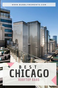 An hour at one of the best Chicago rooftop bars can be exciting. Here is a list of some of the best rooftop bars in Chicago. Travel Usa, Travel Tips, Canada Travel, Travel Guides, Enjoy Your Vacation, Vacation Spots, Peninsula Chicago, Chicago Bars, Best Rooftop Bars