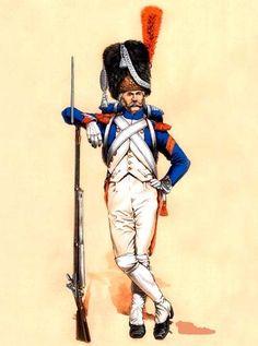 Napoleon: Total War - Гвардия Наполеона. Её отличие от гвардейских частей других стран.