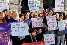 No timetable for legislation on gender recognition -