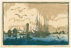 Ernest W Watson Artwork