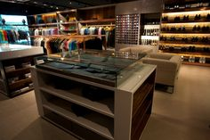 Retail Design   Shop Design   Fashion Store Interior Fashion Shops   MALE EMPORIUM MULTIBRAND STORE BY MILA STRAUSS ARQUITETURA