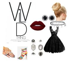 """""""Untitled #7"""" by styleqwin on Polyvore featuring beauty, Lime Crime and Topshop"""