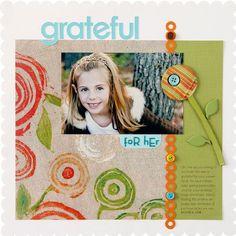 Lisa says: just love the idea of using recycled items for scrapbooking and journaling! Scrapbook Magazine Pages