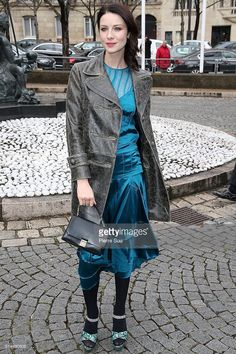 Caitriona Attends Miu Miu Fashion Show 3/9/2016 ekh