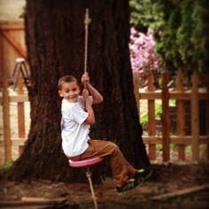 You can now follow Backyard Zip Lines on Instagram! @backyardziplines