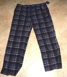 Joe Boxer Men/'s Flannel Pajama//Lounge Pants Plaid//Checks S M L /& XL NWT