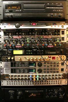 Bunkerstudio: Recording Studio #homestudio #Synth