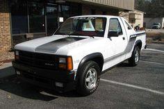 1989 Dodge Shelby Dakota - Provided by Popular Mechanics