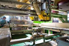 Maszyny produkcyjne-zdjęcia reklamowe