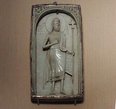 Romanesque, Byzantine, Wood Carving, Ivory, Sculpture, God, Dios, Wood Sculpture, Wood Carvings