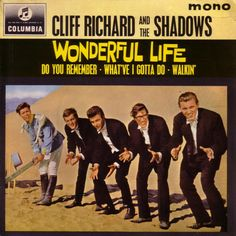 Cliff Richard and the Shadows - Wonderful Life (1964)