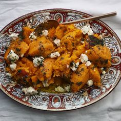 This roasted butternut squash recipe is perfect for a dinner party—serving on a large platter encourages second helpings and all the half portions, tastes, and just-one-more bites that follow.