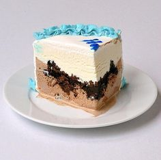 Copycat Carvel Ice Cream Cake | AllFreeCopycatRecipes.com