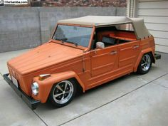I want to restore one SO badly Volkswagen 181, Volkswagen Thing, Kdf Wagen, Vw Classic, Vw Cars, Car Pictures, Custom Cars, Cars And Motorcycles, Vintage Cars