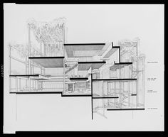 Section drawing architecture, architecture sketchbook, architect drawing,. Section Drawing Architecture, Architecture Blueprints, Architecture Drawing Sketchbooks, Plans Architecture, Architect Drawing, Architecture Graphics, Architecture Portfolio, Architecture Details, Landscape Architecture