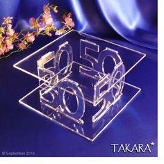 50th Birthday Party Cake Stand / 50th Golden Wedding Anniversary ***FREE POST *** Takara http://www.amazon.co.uk/dp/B004J11LX6/ref=cm_sw_r_pi_dp_1hnXwb19V3HQN